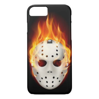 GOALIE ON FIRE iPhone 8/7 CASE