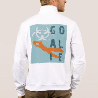 Goalie waistcoat jacket