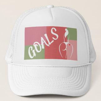 Goals Trucker Hat