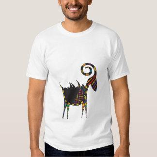 goat 2 t-shirts
