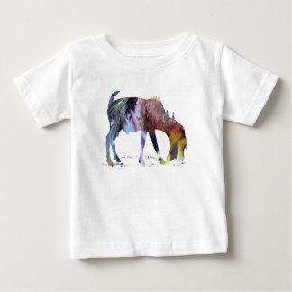 Goat Art Baby T-Shirt