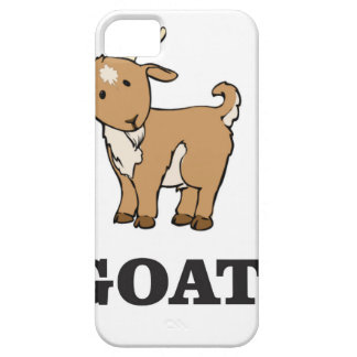goat art cartoon case for the iPhone 5