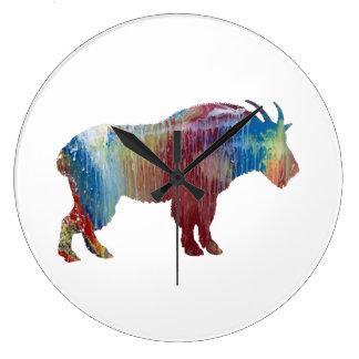 Goat Art Clocks