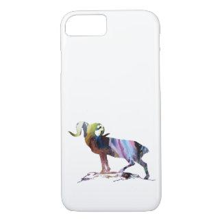 Goat Art iPhone 8/7 Case