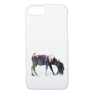Goat Art iPhone 8/7 Case