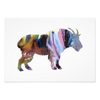 Goat Art Photo Print