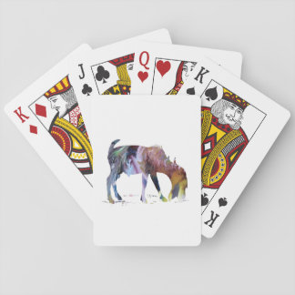 Goat Art Playing Cards