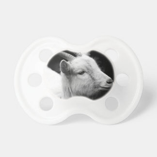 goat baby pacifier