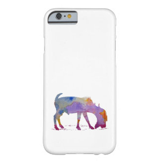 Goat Barely There iPhone 6 Case