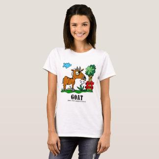 Goat by Lorenzo Women's T-Shirt