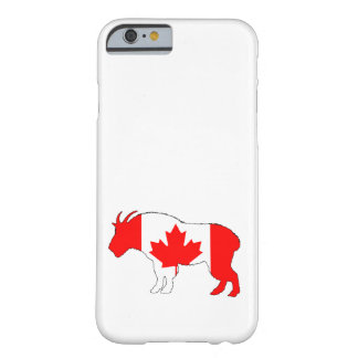 Goat Canada Barely There iPhone 6 Case
