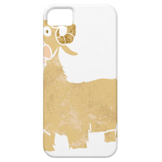 Goat cartoon. iPhone 5 cover