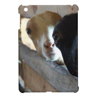 Goat Focus Cover For The iPad Mini