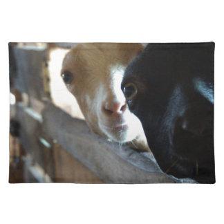 Goat Focus Placemat