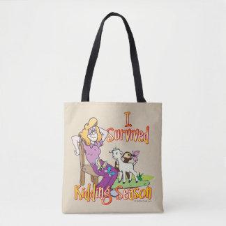 GOAT | Funny Kidding Season by GetYerGoat Tote Bag
