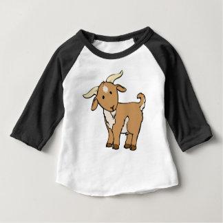 goat goatee baby T-Shirt