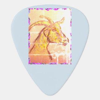 Goat Guitar Pick