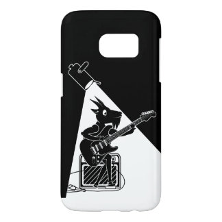 Goat Guitarist Samsung Galaxy S7 Case