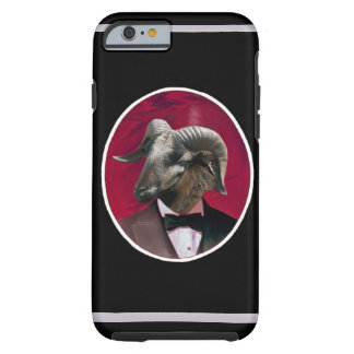 Goat in Tux Tough iPhone 6 Case