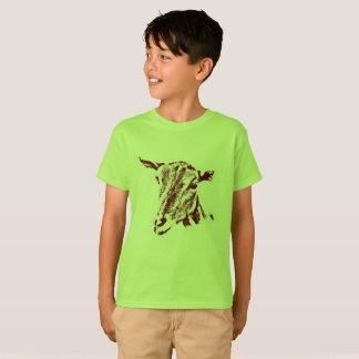 """""""Goat"""" Kids' Hanes TAGLESS® T-Shirt"""