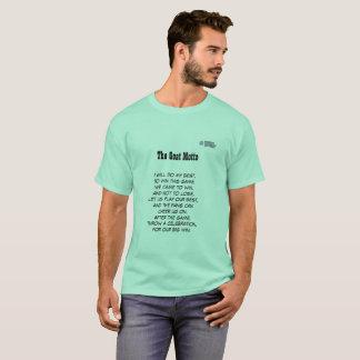 GOAT LETS GO T-Shirt