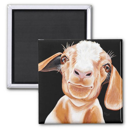 Goat Love Magnets