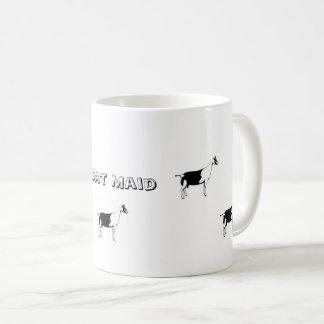 Goat Maid Coffee Mug
