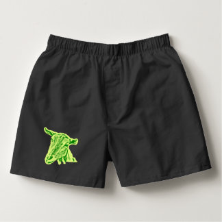 """Goat"" Men's Boxercraft Cotton Boxers"
