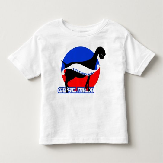 Goat Milk Toddler T-shirt