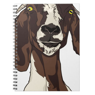 goat notebook