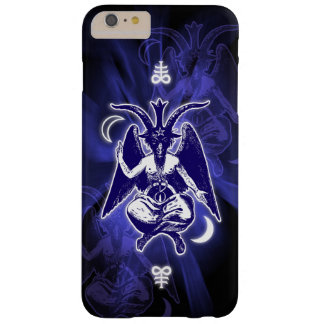 Goat of Mendes Baphomet & Satanic Crosses Barely There iPhone 6 Plus Case