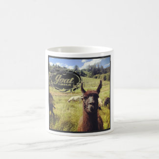 Goat Power Morphing Mug
