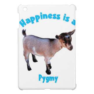 Goat Pygmy Happiness. iPad Mini Cover