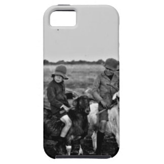 Goat Riders of the past Case For The iPhone 5