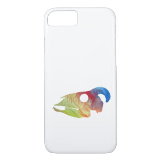 Goat Skull Art iPhone 8/7 Case