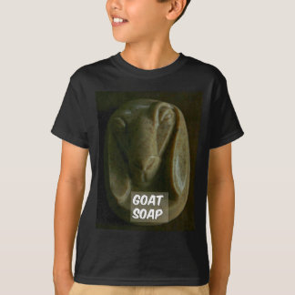 """goat soap for the """"clean"""" look T-Shirt"""