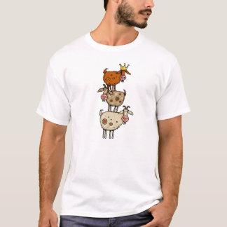 goat stack T-Shirt
