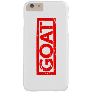 GOAT Stamp Barely There iPhone 6 Plus Case