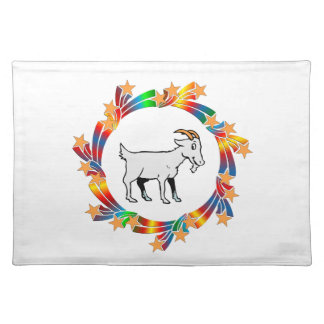 Goat Stars Placemat