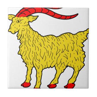 goat tile
