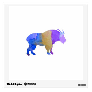 Goat Wall Decal
