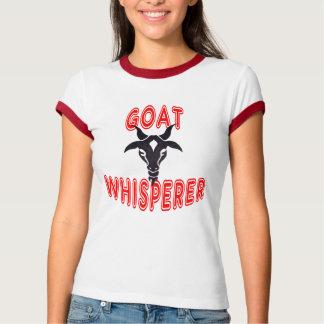 Goat Whisperer Tees