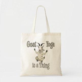 Goat Yoga is a Thing | GetYerGoat™ Tote Bag