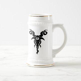 GOATS beer mug