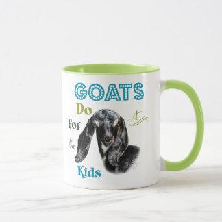 GOATS | Do it for the Kids GetYerGoat™ Mug
