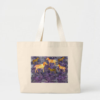Goats in the field Tote