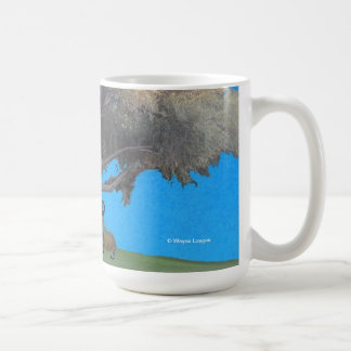 Goats on a Hill Mug