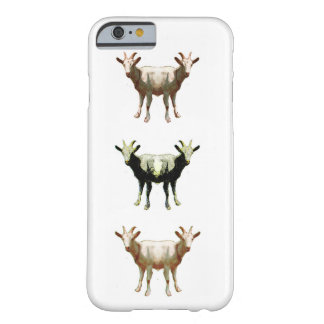 GoatsGoatsGoats Barely There iPhone 6 Case