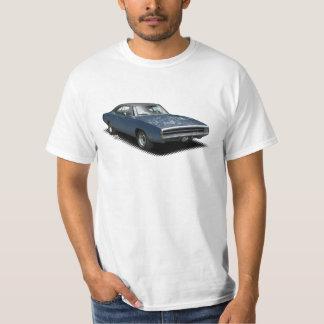 Goballedt blue Classic Charger t-Shirt
