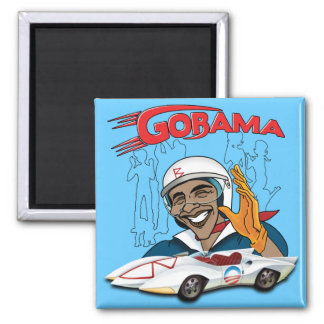 GoBama Magnet